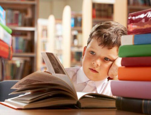 Kako lahko prepoznamo disleksijo že v predšolskem obdobju? Na kaj moramo biti pozorni?